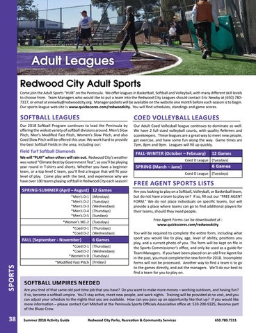 Page 38 of Summer Camps