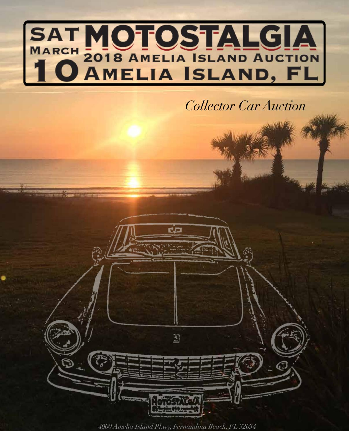 Motostalgia Amelia Island Auction 2018 Catalog By Issuu Ignition Circuit Diagram For The 1951 54 Packard All Models