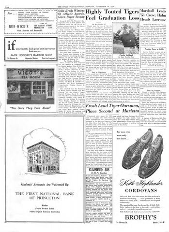 49c31939546 Princeton1950news by Mexico Sports Collectibles - issuu