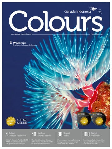 Colours Garuda Indonesia - Valentino Luis - November 2017 by ... 36aaf5dec2