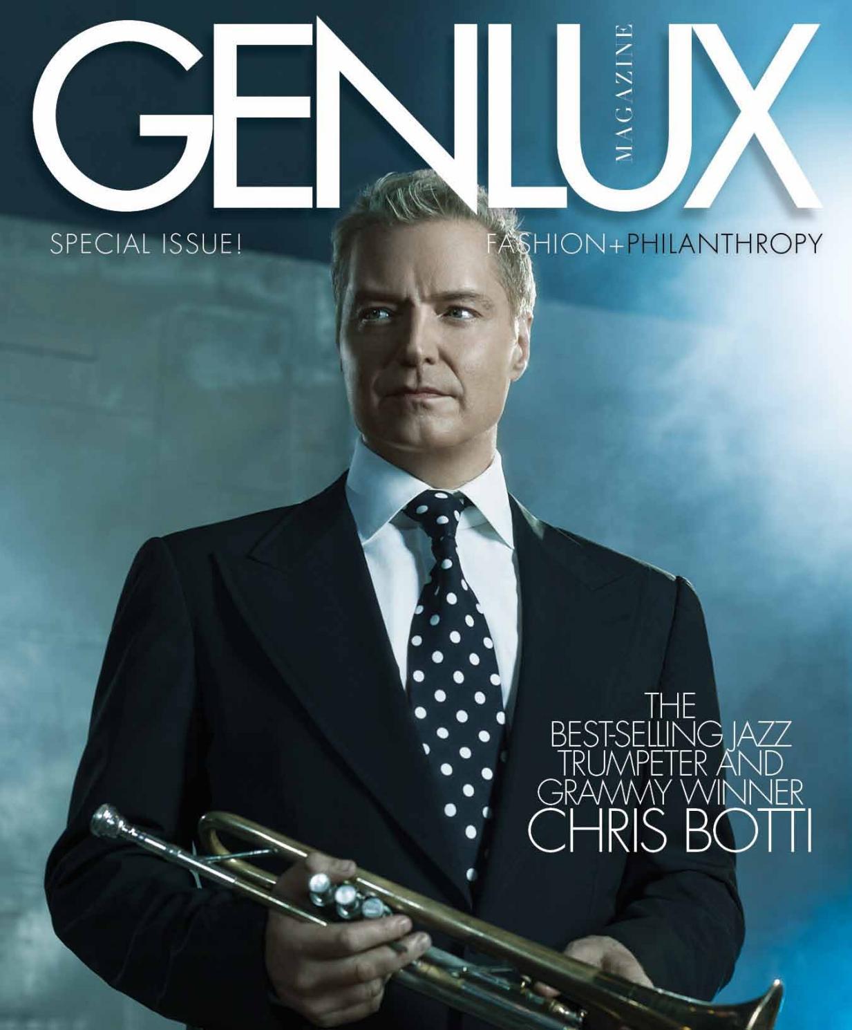 cb1690494013 GENLUX - CHRIS BOTTI by GENLUX - issuu
