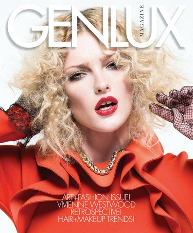 fdfff818e2e8 GENLUX - JENNIFER MCMANIS by GENLUX - issuu