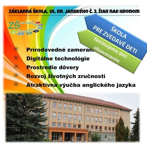 e565e8853179 Základná škola by Základná škola - issuu