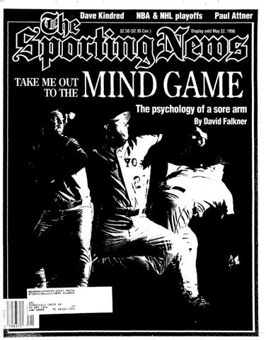 The Sporting News 05 22 1996 By Mexico Sports Collectibles Issuu
