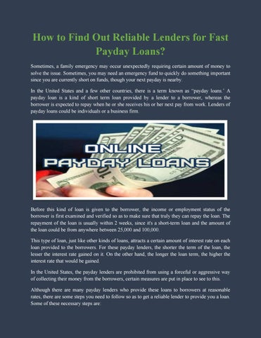 The cooperative payday loans image 5