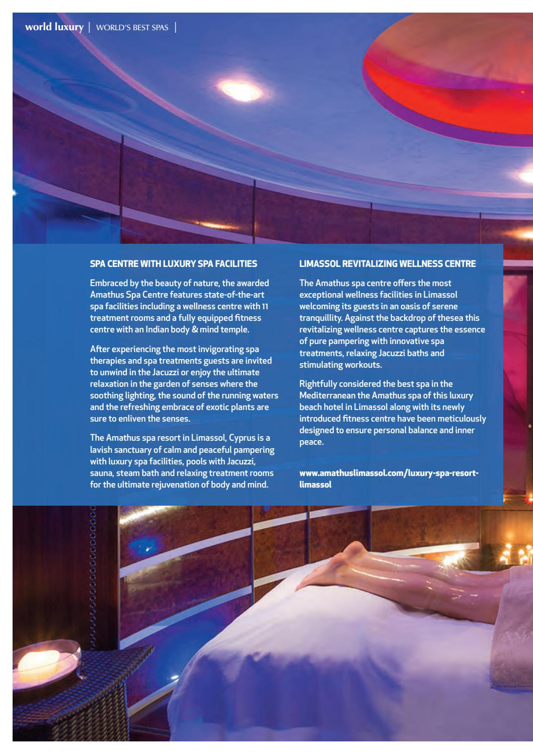 Best In Travel Magazine Issue 47 2018 Discover Luxury Spas By Best In Travel Magazine Issuu
