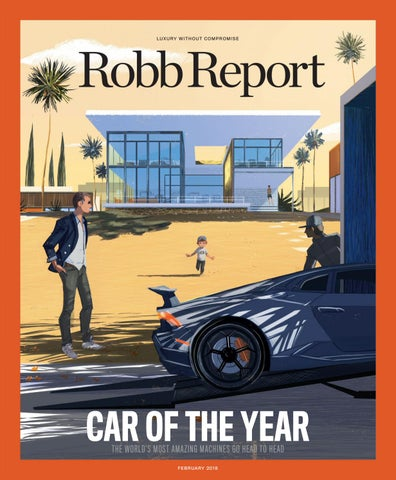 b0a1aae33ecb3 Robb Report USA - February 2018 by Amro Majzoubs - issuu