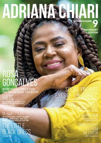 96c5eb584 9ª Edition Adriana Chiari Magazine by Adriana Chiari Magazine - issuu