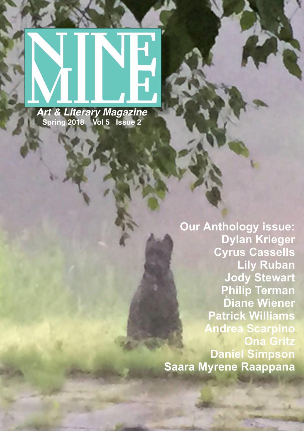 Nine Mile Magazine Spring 2018 by Bob Herz - issuu