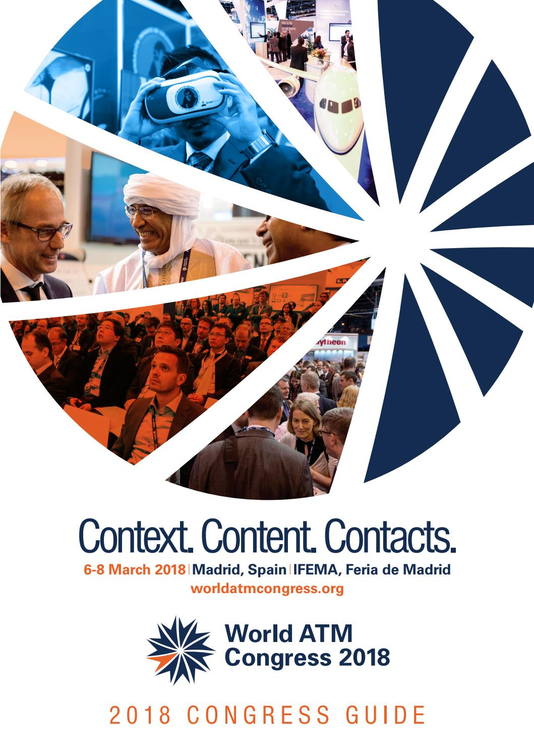 World Atm Congress Guide 2018 By Issuu Simulator Software Engineering Case Study