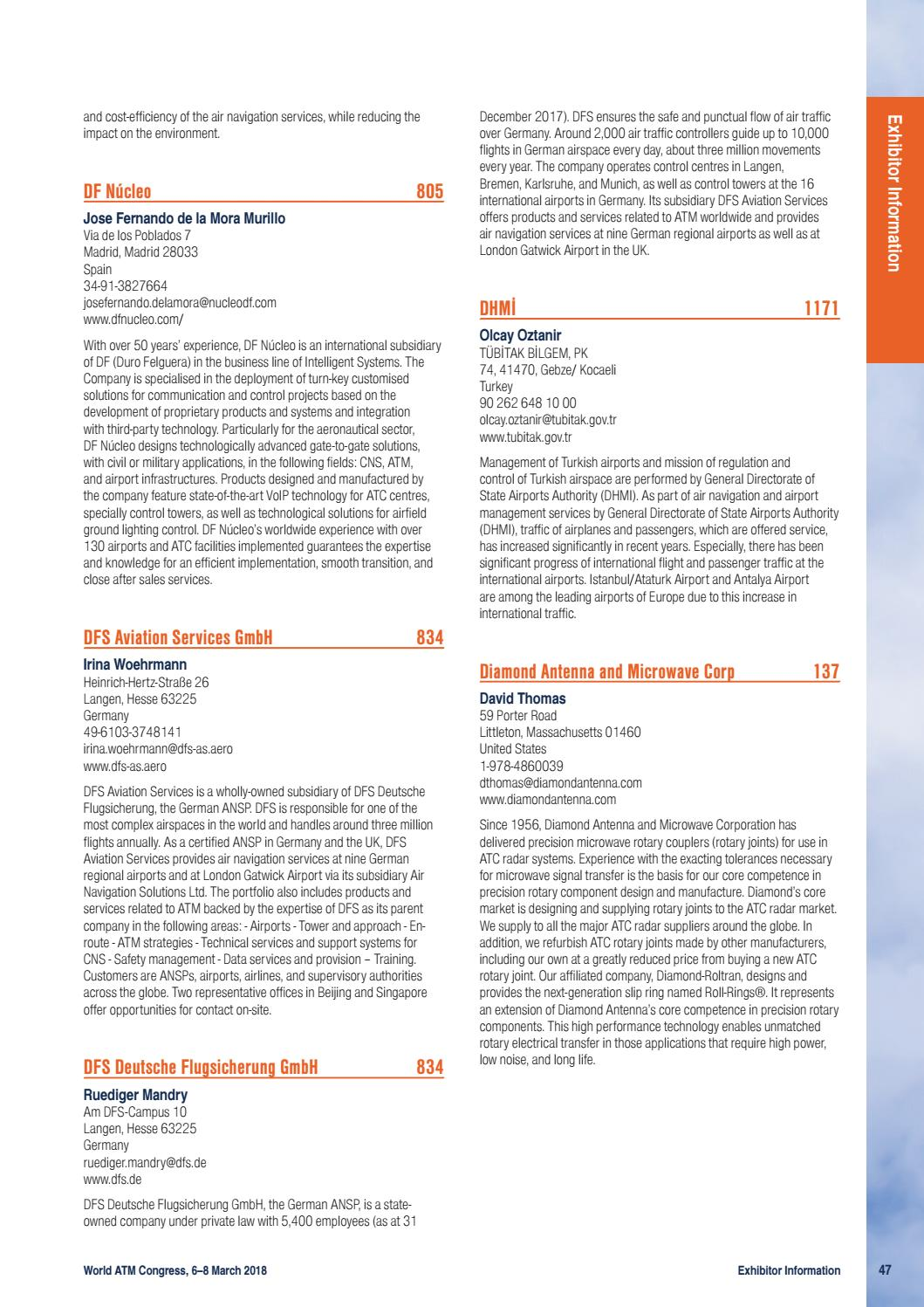 World ATM Congress Guide 2018 by World ATM Congress - issuu