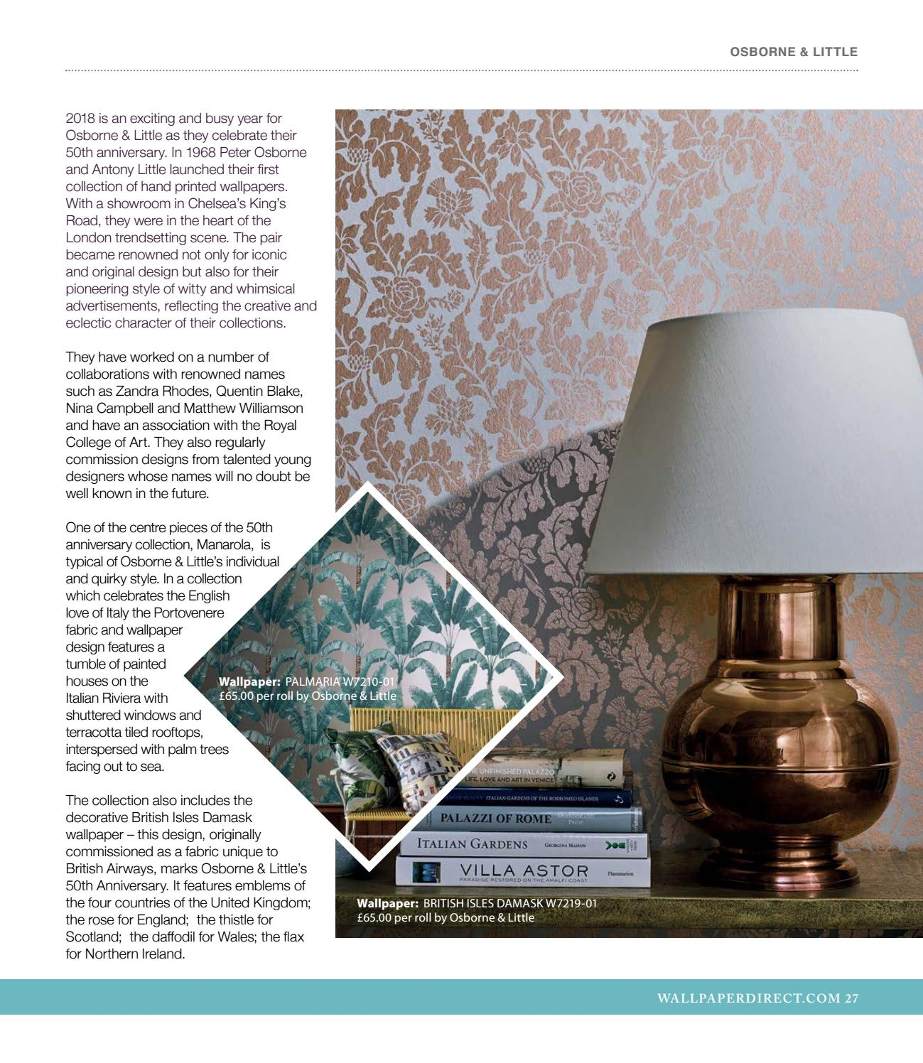 Wallpaper Direct Spring/Summer 2018 by Life Media Group - issuu