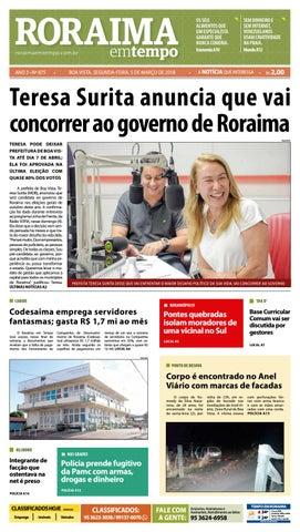 24f752cdae06c7 Jornal roraima em tempo – edição 875 by RoraimaEmTempo - issuu