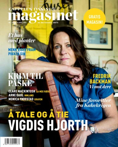 464704333 Cappelen Damm Magasinet - mars & april 2018