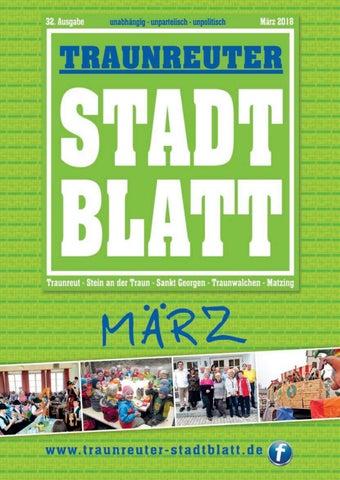 Traunreuter Stadtblatt März 2018 by Traunreuter Stadtblatt - issuu