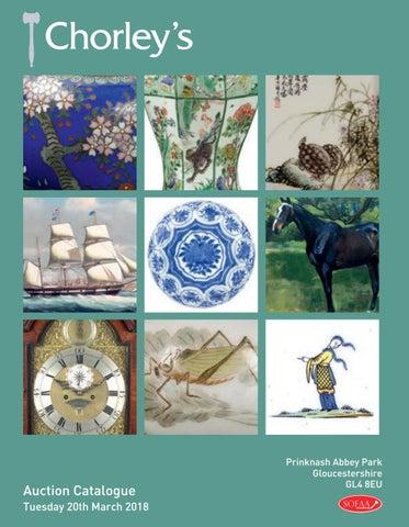 23d0936ae63b Chorley s auction catalogue