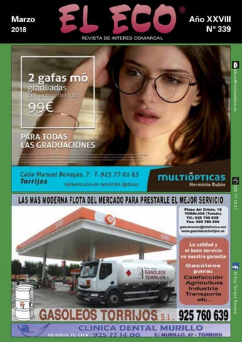 d795a0a3ad El Eco - Marzo 2018 by Revista El Eco - issuu