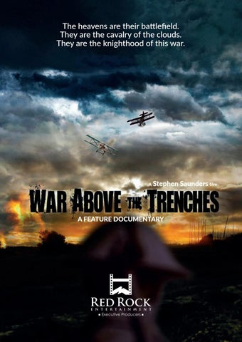 War Above The Trenches By Red Rock Entertainment Films Issuu