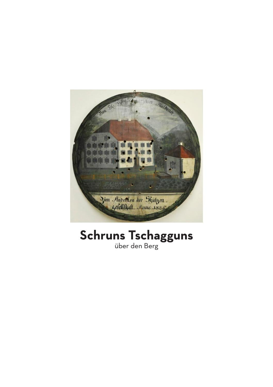 Schruns Tschagguns - über den Berg\