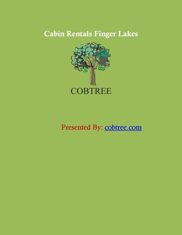 Cabin Rentals Finger Lakes Ny Finger Lakes Cabins By Stress Balls