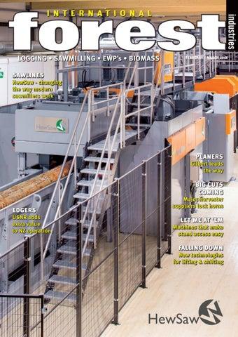 International Forest Industries Magazine Feb March 2018 by