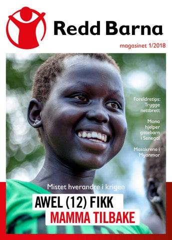 1476661f Redd Barna-magasinet nr. 1 2018 by Redd Barna - issuu