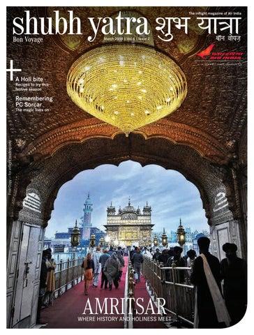 Shubh Yatra March 2018 by Maxposure Media Group Pvt Ltd - issuu