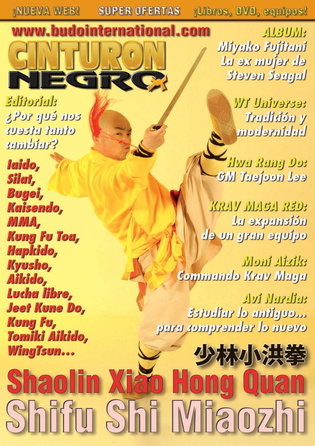 Revista artes marciales cinturon negro 354 – marzo 1 by Budo ...