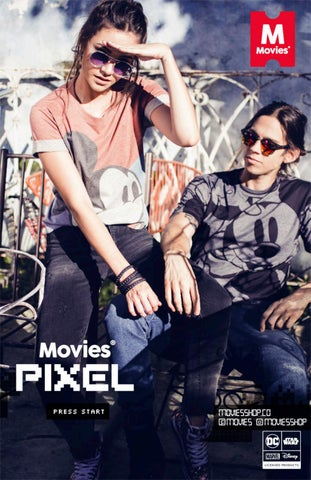Catalogo movies ayuda ventas Marzo 2018 by MIC Ponemos la Fantasía ... 83630f5a387d1