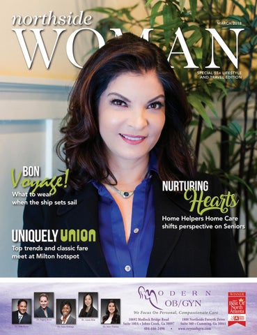 Northside Woman March 2018 By Appen Media Group Issuu