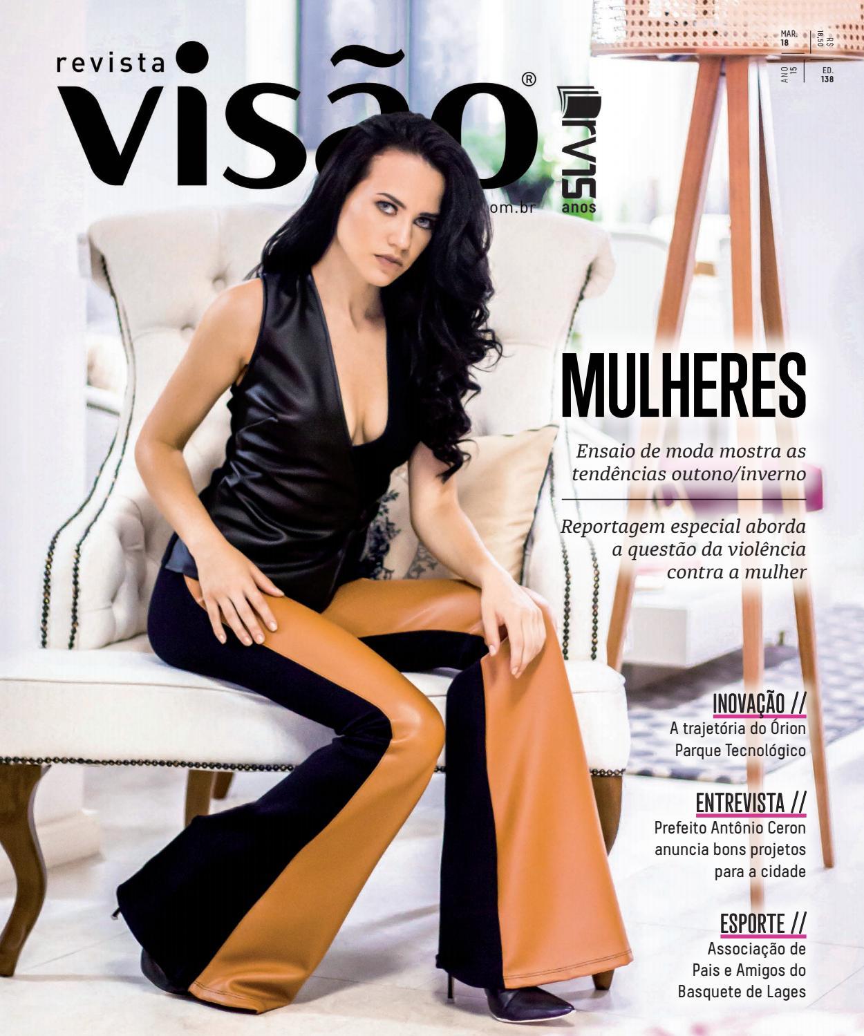 Revista Visão - Março 2018 - Edição  138 by Revista Visão - issuu a6aeda6245b57