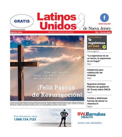 Latinos Unidos Ocean County March 2018 by Latinos Unidos de NJ - issuu 079d46b56f9d7