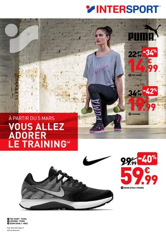 INTERSPORT MONS – TRAINING (12 pages) by INTERSPORT France