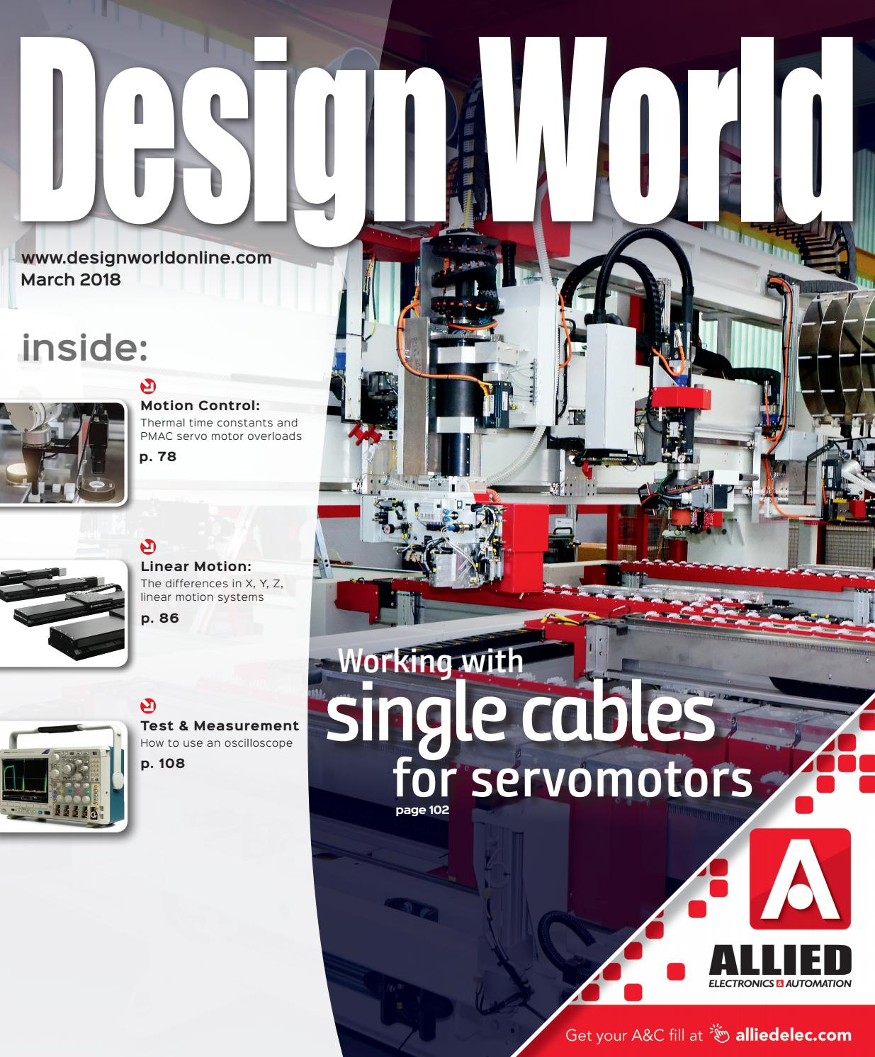 Design World March 2018 by WTWH Media LLC - issuu