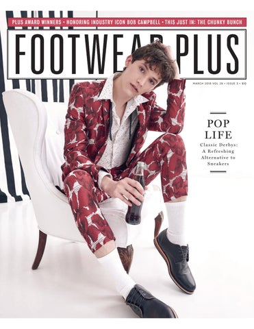 Footwear Plus Magazine | March 2018