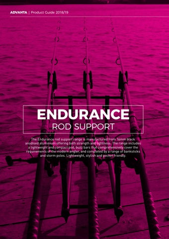 Page 26 of Advanta Endurance Rod Support