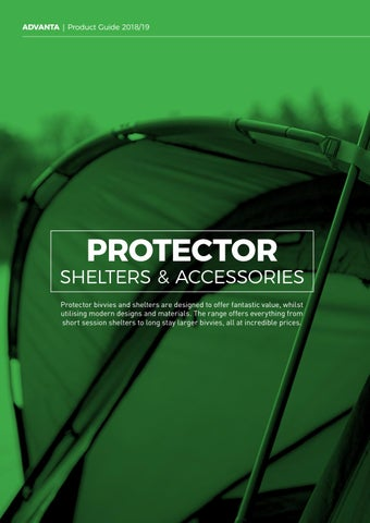 Page 4 of Advanta Protector Shelters & Accessories