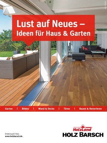 Holz Barsch 2018 By Kaiser Design   Issuu