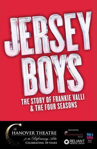 41122bb2222 2017-2018 Broadway Program  Jersey Boys