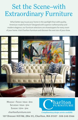 Set The Scene With Extraordinary Furniture What Better Way To Put Your Home In Spotlight Than Quality American Made