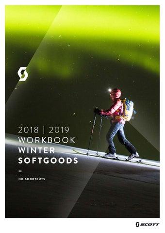 d3bce876719 Scott Sports Softgoods Catálogo 2018 19 by SkiLab - issuu