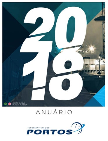 Anurio 2018 by informativo dos portos issuu page 1 fandeluxe Images