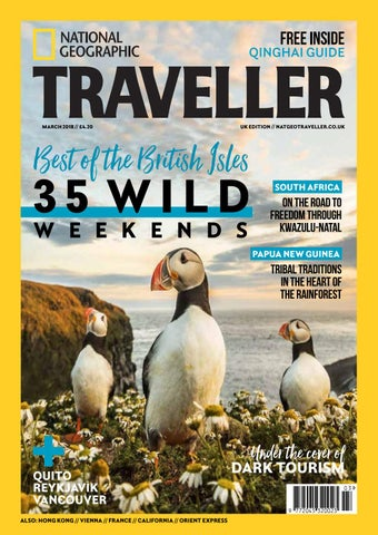 National geographic traveler march 2018 uk by Totsaporn