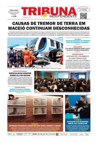 2332936ae99 Edição número 3096 - 6 de março de 2018 by Tribuna Hoje - issuu