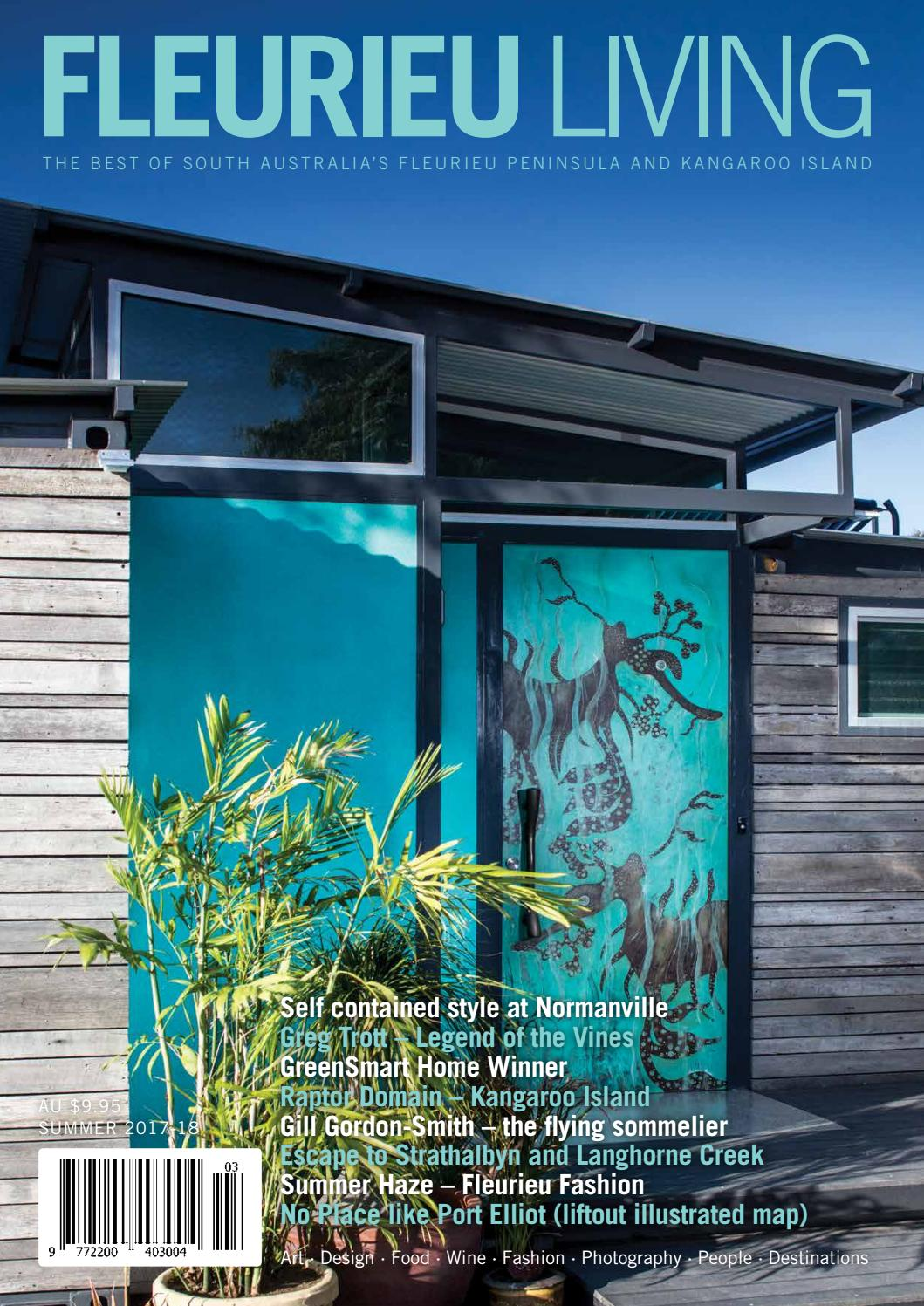 Fleurieu Living Magazine Summer 2017 18 By Fleurieu Living Pty Ltd Issuu