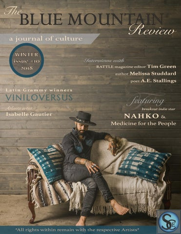 The Blue Mountain Review Issue 10 by CollectiveMedia - issuu