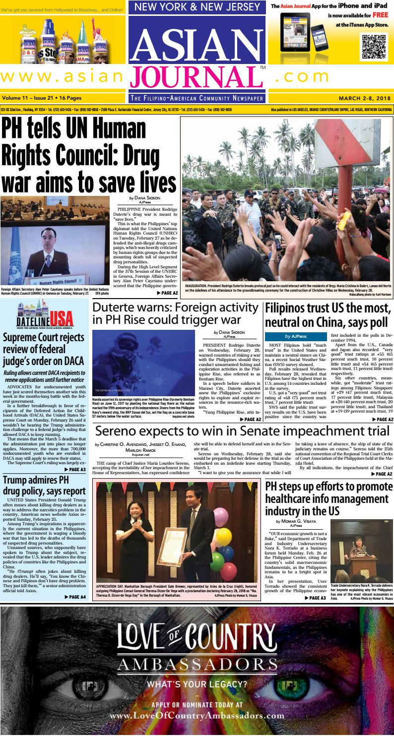 030218 - Newyork & New Jersey by Asian Journal Community