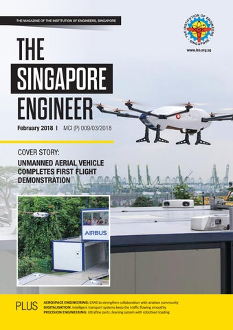 The Singapore Engineer February 2018 by The Singapore