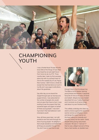 Page 16 of Championing Youth
