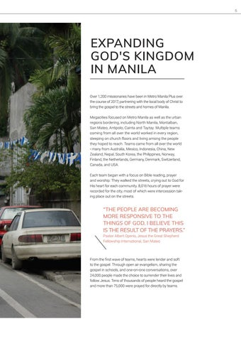 Page 5 of Expanding God's Kingdom in Manila